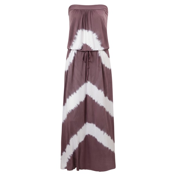 Sommerkleid lang Batik