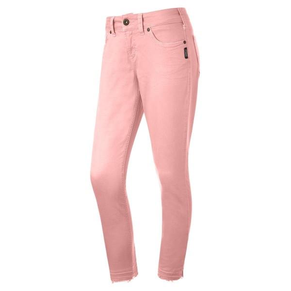 Jeans Pate Ankel Skinny pink