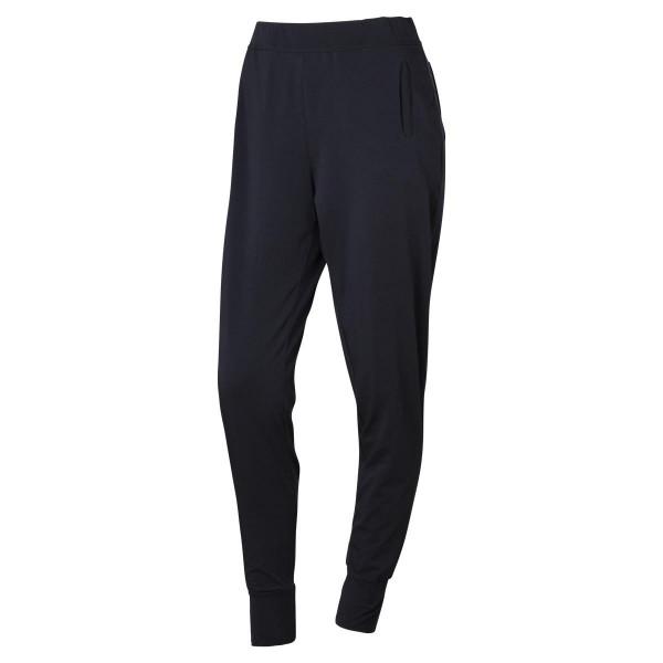 Jogginghose - dunkel grau - weites Bein