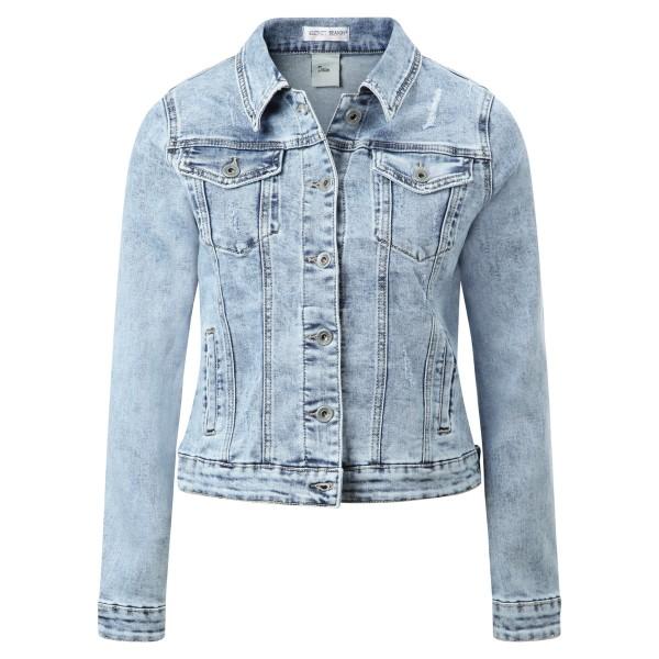 Jeansjacke blue verwaschen