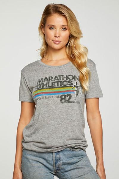 weiches Shirt mit Print grey