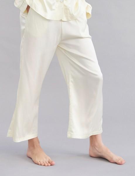 Pyjama Hose Gelb