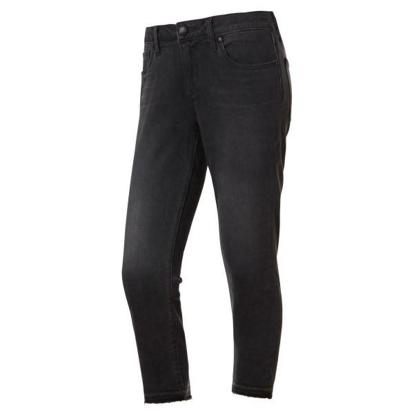 7/8 Jeans - black - leicht verwaschen