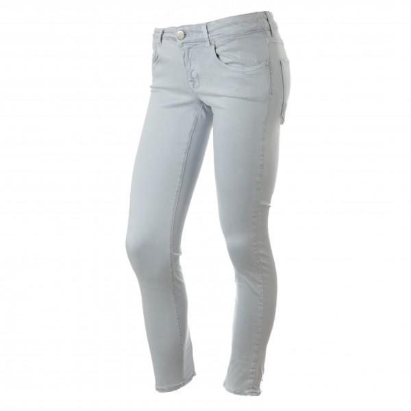 Slim-fit Jeans hellblau
