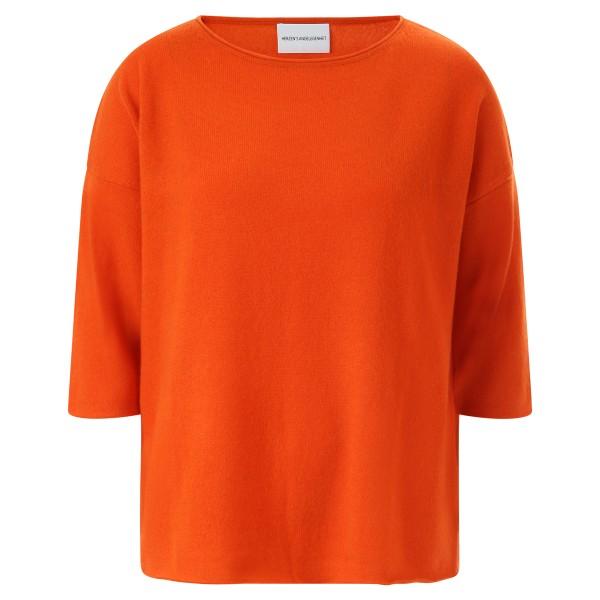 Pullover Kaschmir ruby