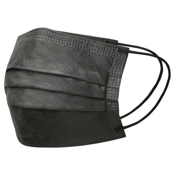 Einweg - Masken - schwarz