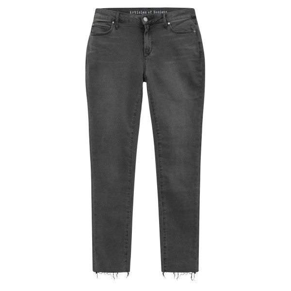 Jeans black-grey