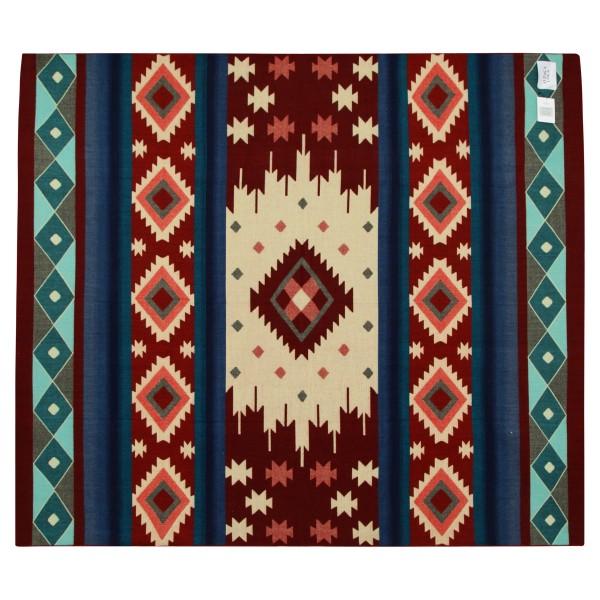 Alpaca Decke Handmade