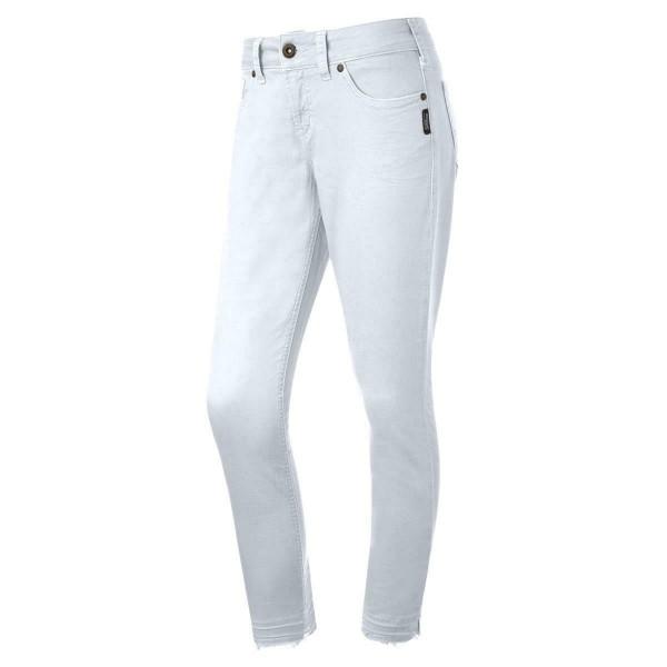 gerade used Look Jeans hellblau verwaschen
