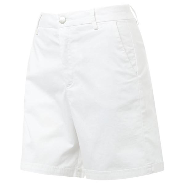 Bermuda Short weiß