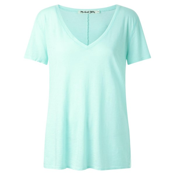 V-Neck cool mint