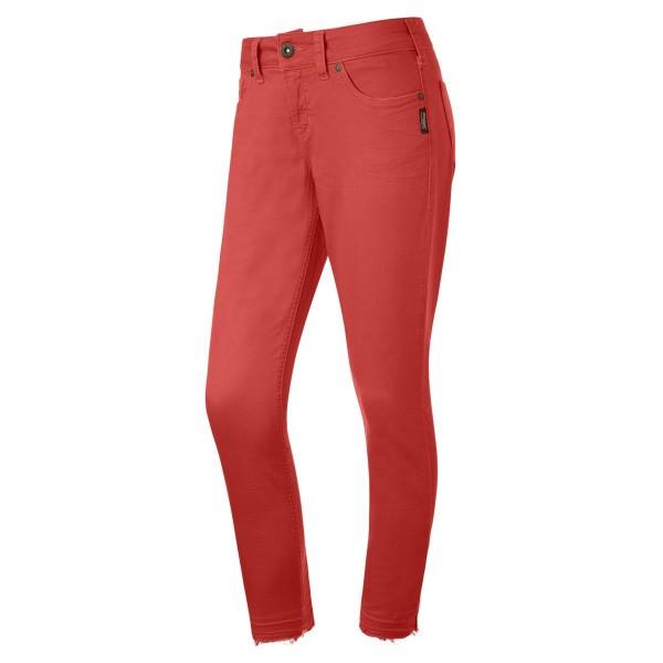 Jeans Pate Ankel Skinny Rot