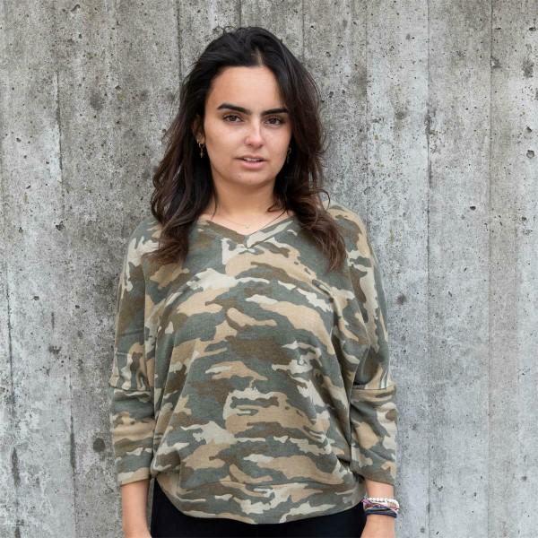 Chaser - Sweater - Khaki - Casualwear - Camo