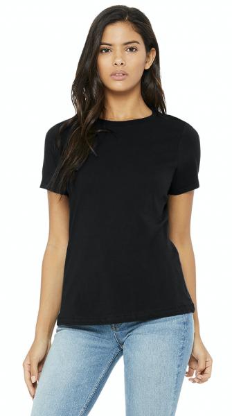 Basicshirt - schwarz - Rundkragen - Regular