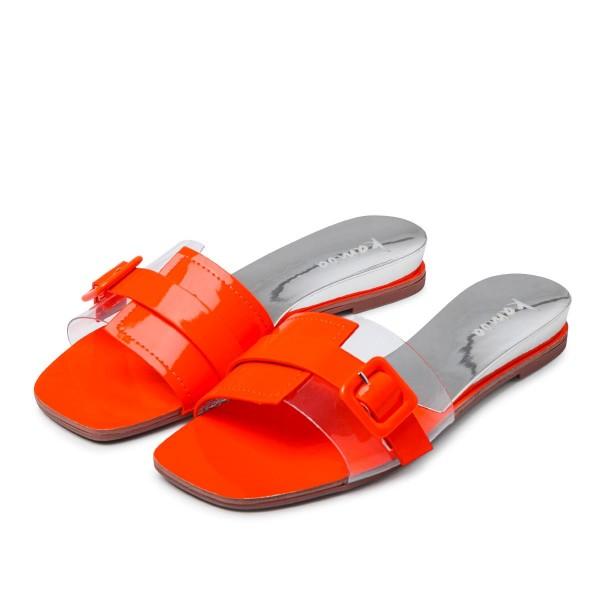 Sandalen PS Susi Neon Orange