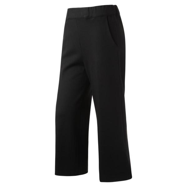 Culottehose - schwarz