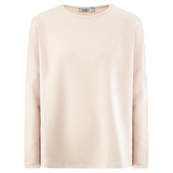 basic Shirt rosa Modalmischung