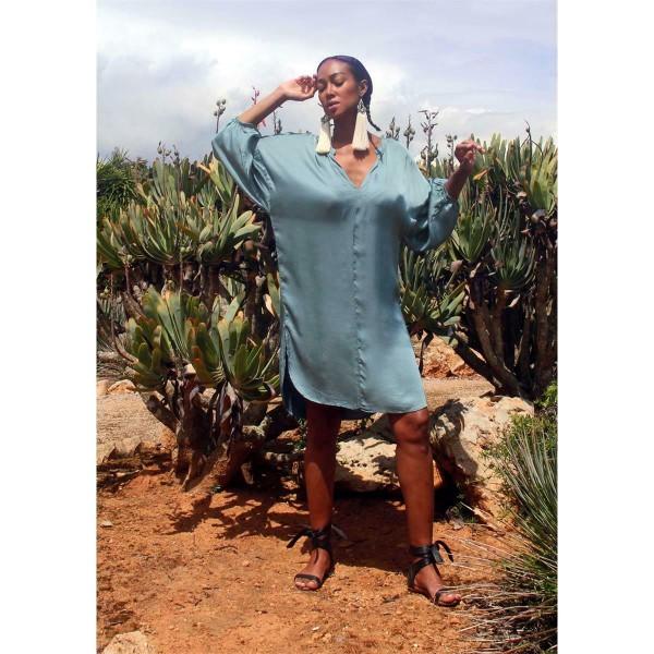 Kleid Kassandra blue