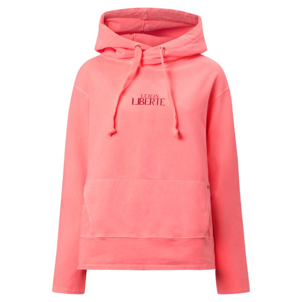 Hoody pink mit Print