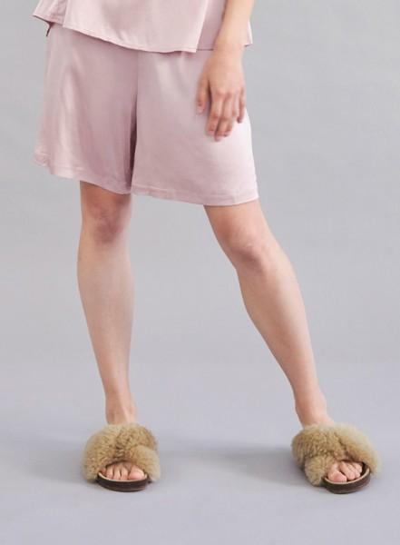 Pyjama Hose kurz Rosé