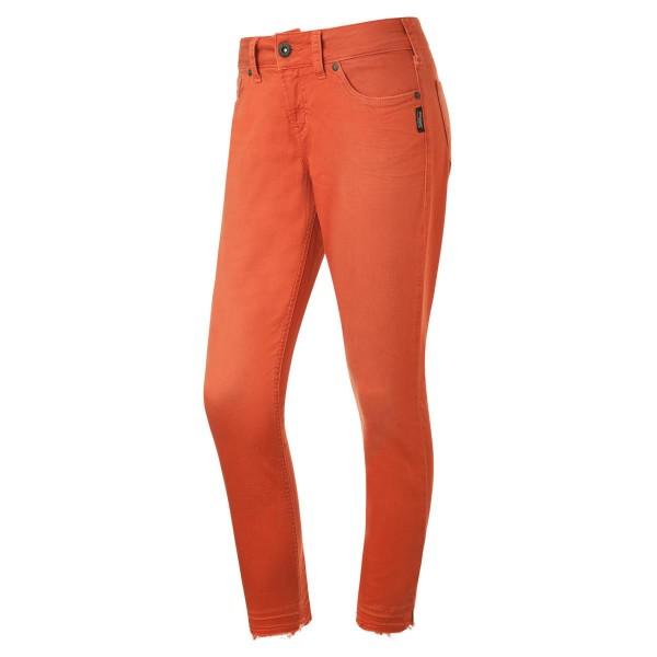 Jeans Elyse Ankel Skinny Orange