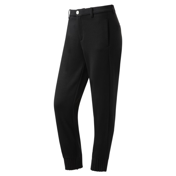 Hose mit Strickbund black