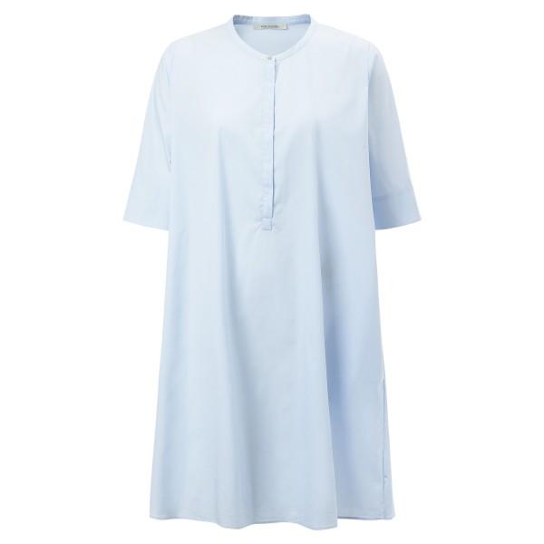 Blusenkleid Phoebe hellblau