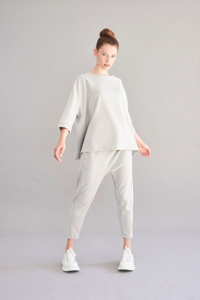 Casualhose grey
